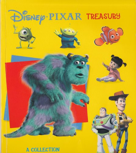 9781405474801: Disney Pixar Treasury