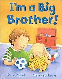9781405475235: I'm a Big Brother (Padded Large Learner)
