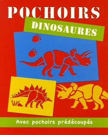9781405475563: Pochoirs Dinosaures