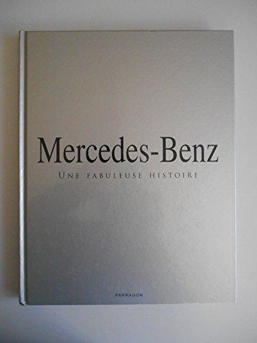 Mercedez-Benz : Une fabuleuse histoire: Trevor Legate