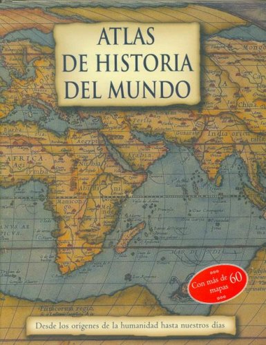 9781405478595: Es Atlas of the Worlds History