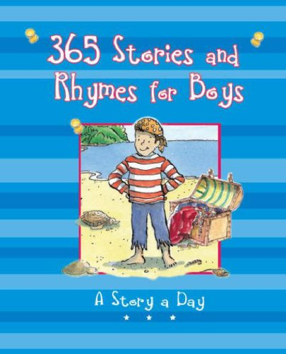9781405478717: 365 Stories and Rhymes for Boys (365 Stories Treasuries)