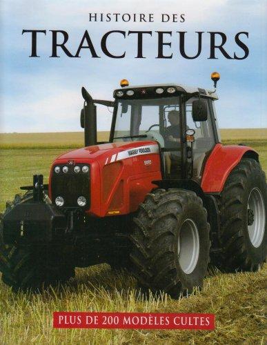 9781405479189: histoire des tracteurs