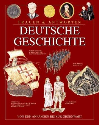 9781405479776: Fragen & Antworten: Deutsche Geschichte