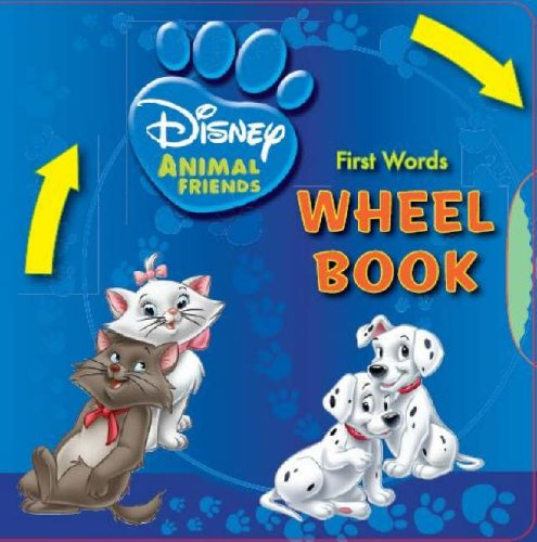 9781405481779: First Words (Disney Animal Friends Wheel Book)