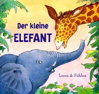 9781405482547: Der kleine Elefant