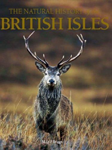 9781405482981: Natural History of the British Isles