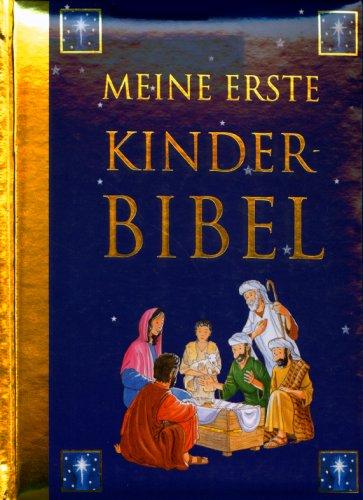 9781405483704: Meine erste Kinderbibel