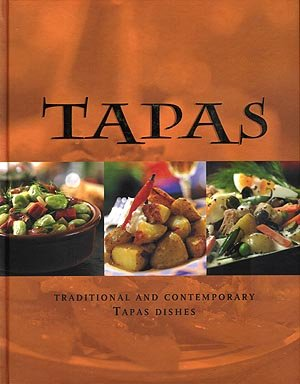 9781405484190: Tapas: Traditional and Contemporary Tapas Dishes