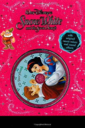 "9781405484534: Disney "" Snow White and the Seven Dwarfs "" Storybook (Book & CD)"