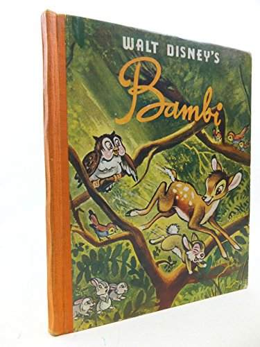 9781405484800: Walt Disney's Bambi