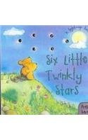 Six Little Twinkly Stars (Light Up Books): Varios Autores