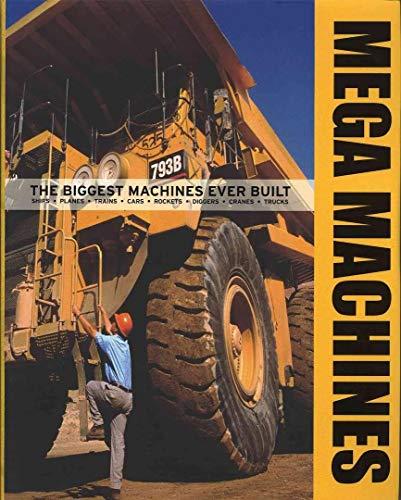 9781405486545: Mega Machines