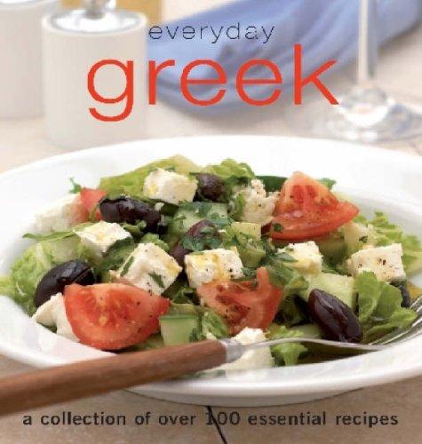 9781405486880: Everyday Greek (Everyday Cookery)