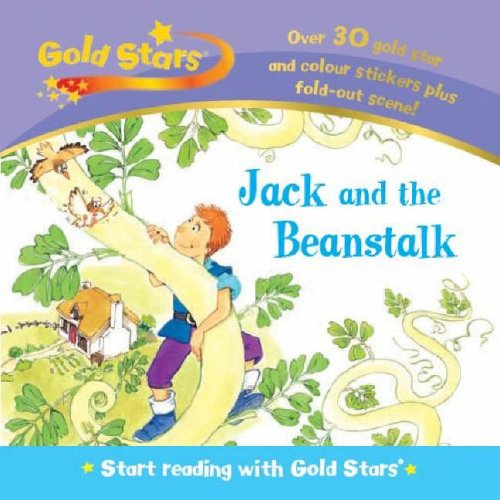 Gold Stars Start Reading: Jack and the Beanstalk: Gaby Goldsack