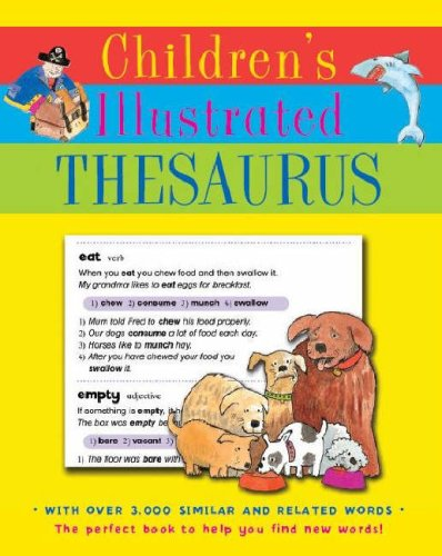 9781405487610: Children's Illustrated Thesaurus