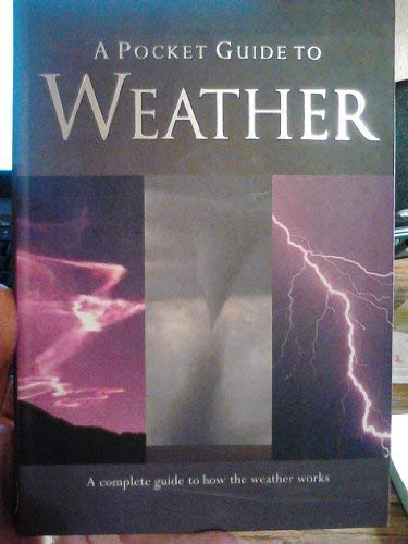 9781405488075: A Pocket Guide to Weather
