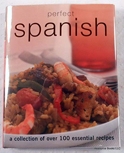 9781405488617: Spanish (Perfect Cooking)
