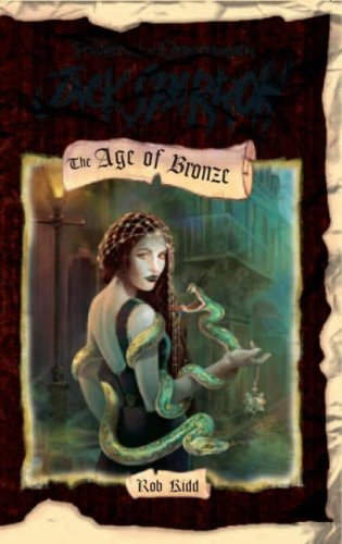 9781405490627: The Age of Bronze (Disney's Pirates of the Caribbean - Jack Sparrow #5)