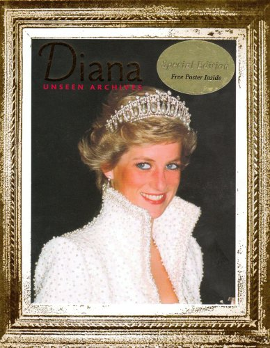 9781405490719: Diana (Unseen Archives)