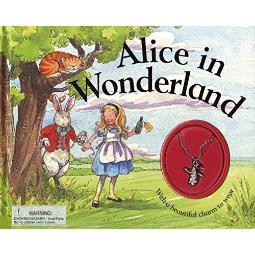 Alice in Wonderland (Charm Book Classics): Carroll, Lewis; Elliot, Rachel (RTL)