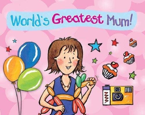 9781405491921: World's Greatest Mum