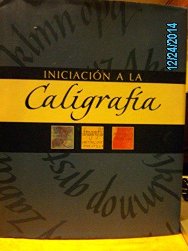 9781405492072: Iniciacion a la Caligrafia (Spanish Edition)