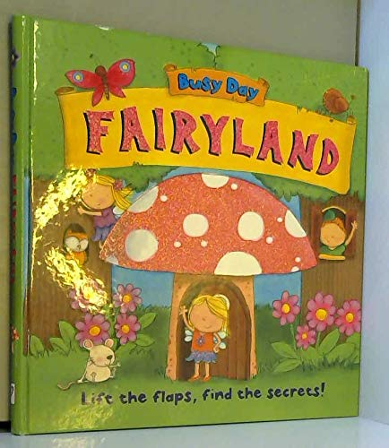 9781405492201: Busy Day Fairyland: Lift the Flap Learning Book