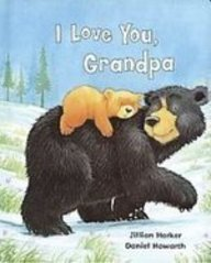 9781405492232: I Love You Grandpa (Padded Large Learner)