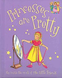 9781405492256: Princess Are Pretty (Padded Large Learner)