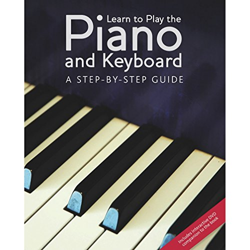 9781405492478: Learn to Play the Piano and Keyboard