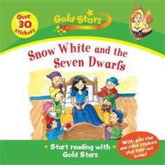9781405492614: Gold Stars: Snow White and the Seven Dwarfs