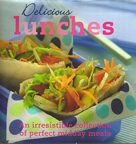 9781405492706: Delicious Lunches