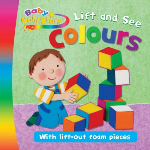 Lift and See Colour Me (Baby Goldstars)
