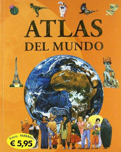 9781405493536: Atlas del mundo