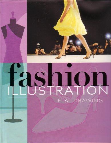 9781405494328: Fashion Illustration: Flat Drawing