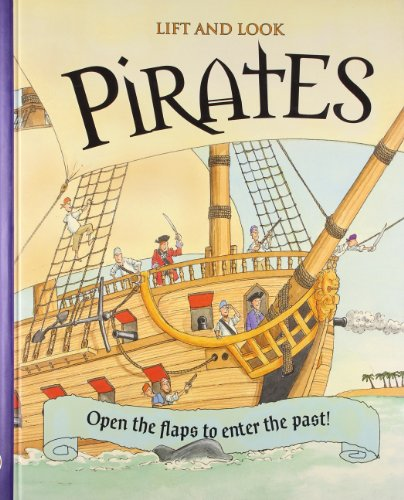 9781405494397: Pirate (Lift and Look)