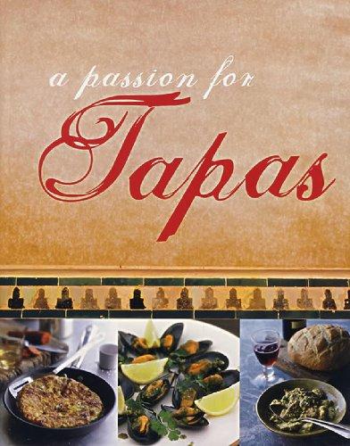 9781405494472: A Passion For Tapas