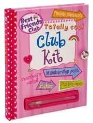 Totally Cool Club Kit (Best Friends Club Kit)