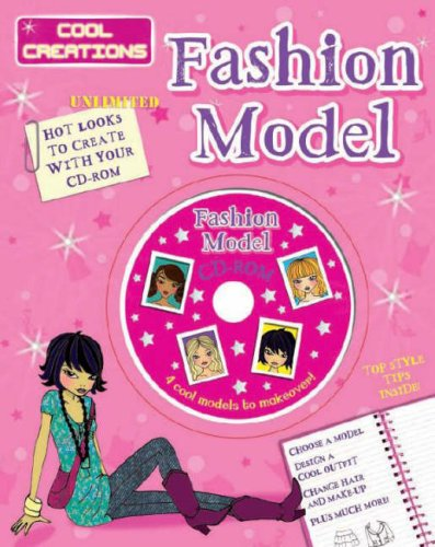 9781405495165: Fashion Model (Cool Creations Activity Books)