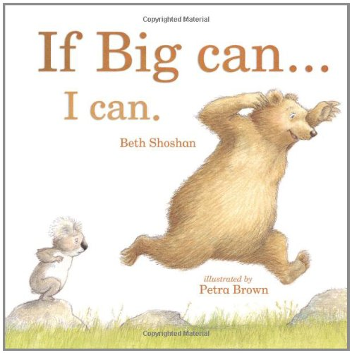 9781405495363: If Big Can...i Can (Picture Books)