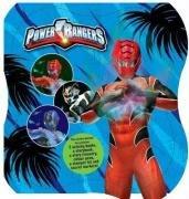 9781405496117: Power Rangers Tin (Disney Packs)