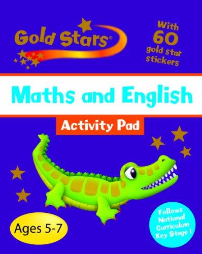 9781405496377: Gold Stars: KS1 Activity Pad, Age 5-7 Maths & English