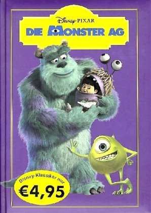 9781405496483: Disney Klassiker - Monster AG