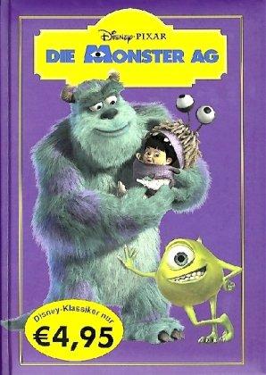 9781405496483: Disney Klassiker - Monster AG