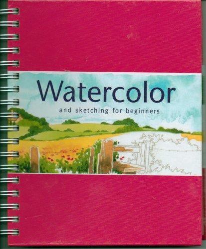 9781405496704: WaterColor Sketching for Beginners