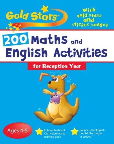 9781405496872: Goldstars Bumper Workbook 200 Maths and English Activities Reception (Gold Stars Bumper Workbooks)