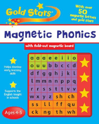 9781405496889: Magnetic Phonics (Gold Stars)