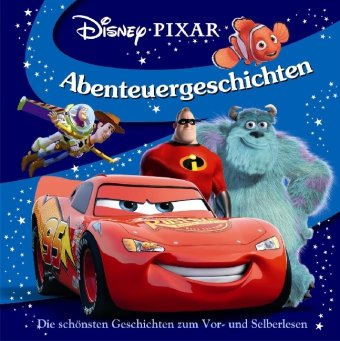 9781405498074: Disney Pixar Abenteuergeschichten