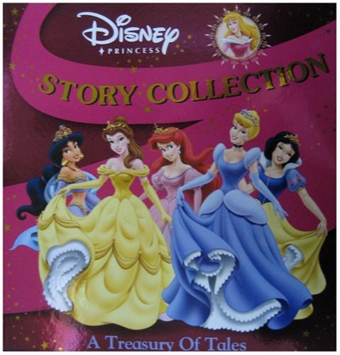 9781405498357: Disney Princess Story Collection (Disney Story Collection)